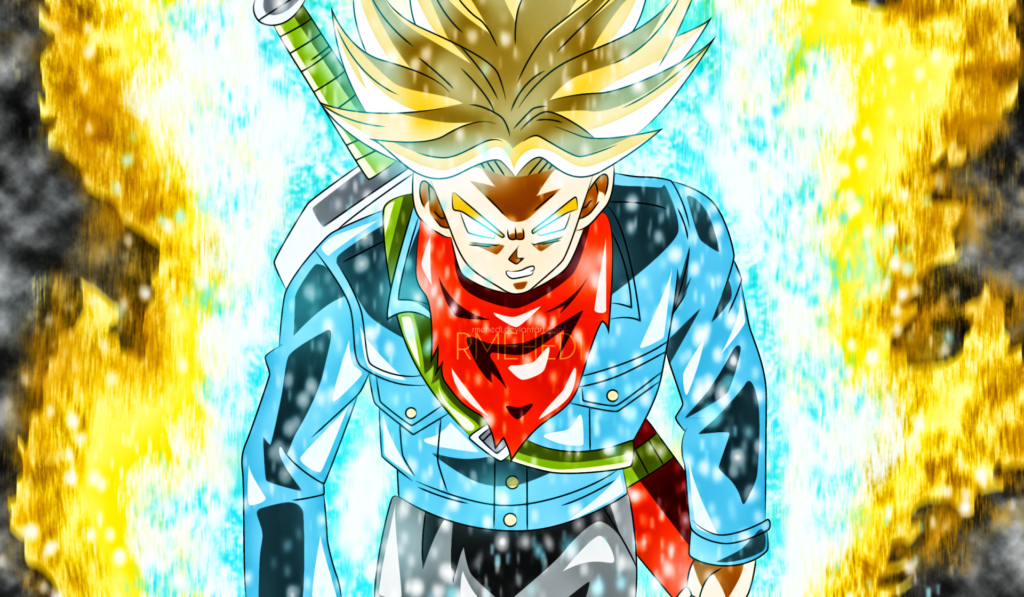fondo de pantalla de dragon ball z super