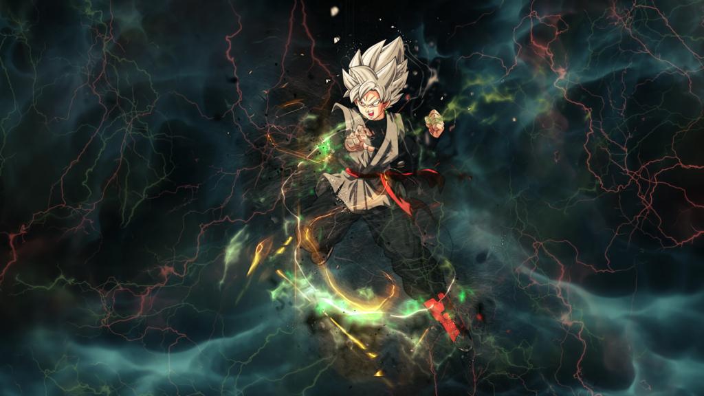 imagenes de dragon ball super saiyajin dios azul