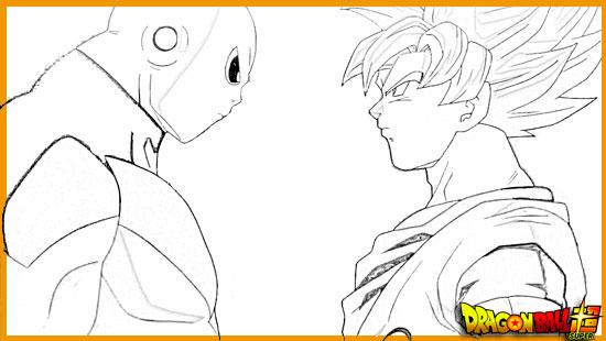 peleas goku Dragon Ball Super