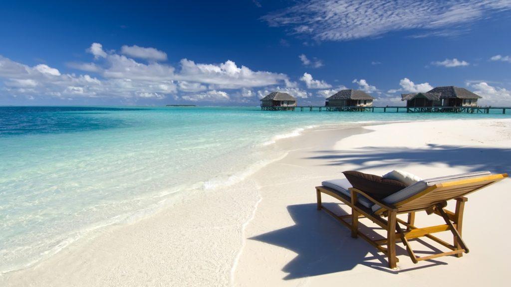 fondos de pantalla playas paradisiacas