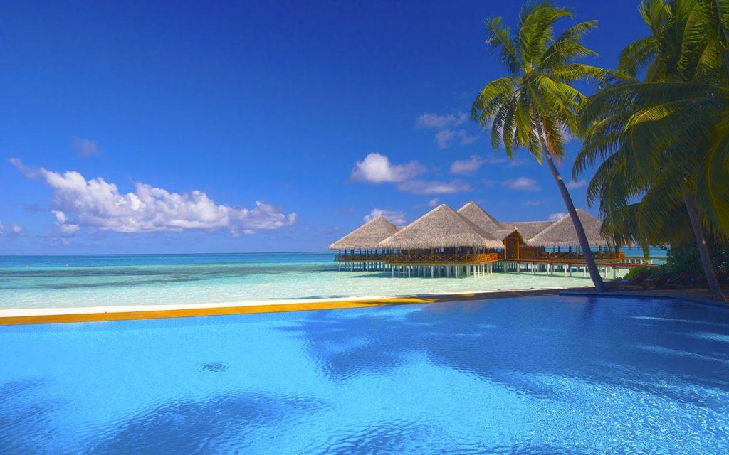fondos de pantalla playas del caribe hd