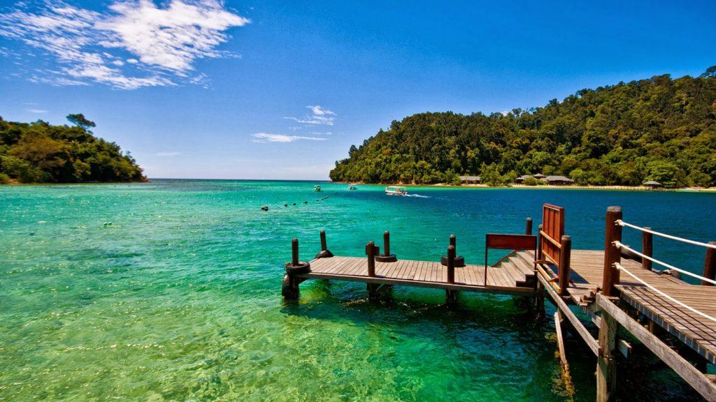 fondos de playas hermosas hd
