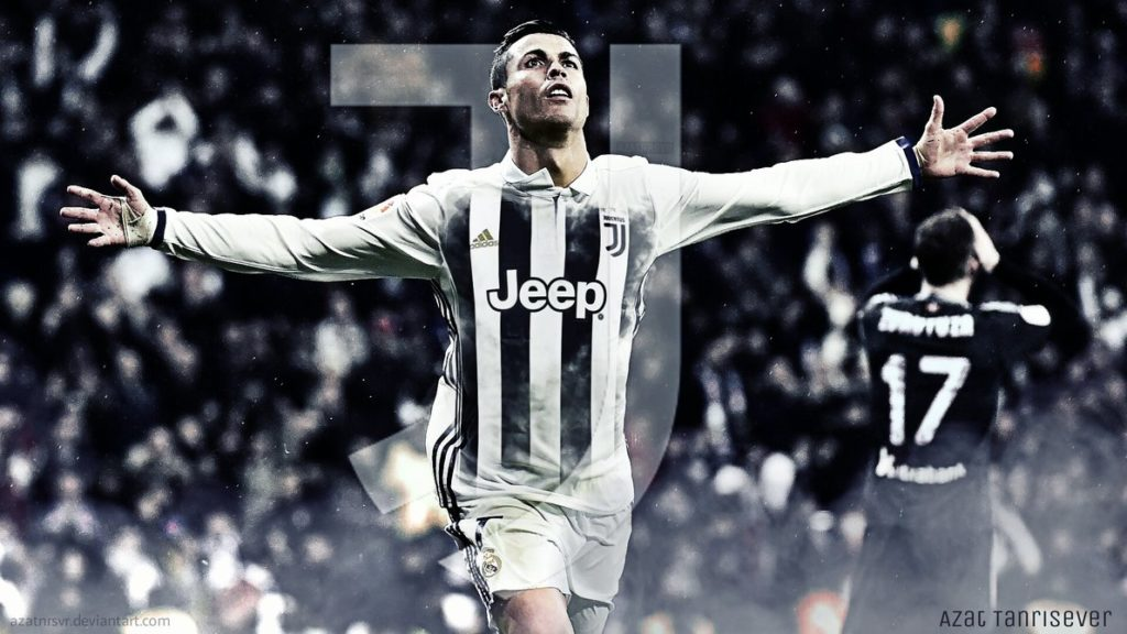 Cristiano Ronaldo en la Juventus   Fondos de Pantalla y ...