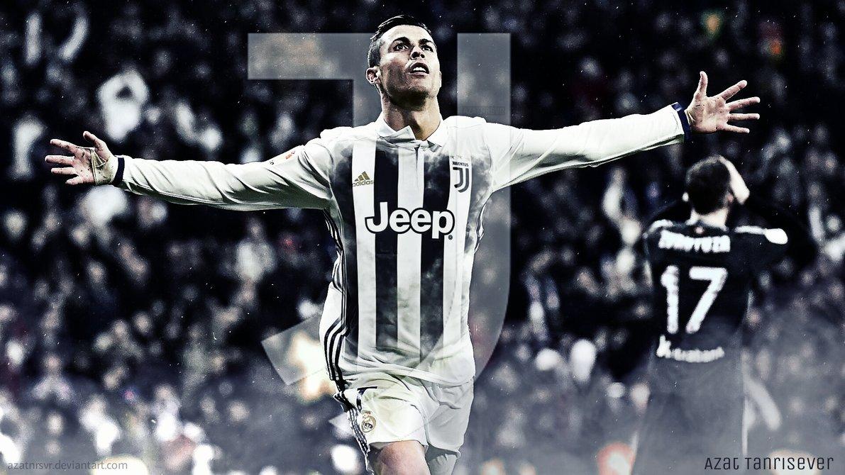 Cristiano Ronaldo En La Juventus Fondos De Pantalla Y
