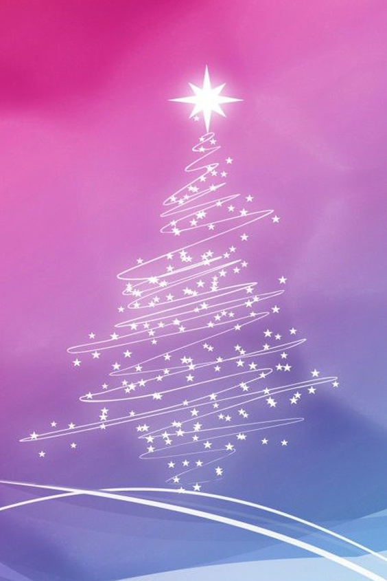 fondo arbol de navidad