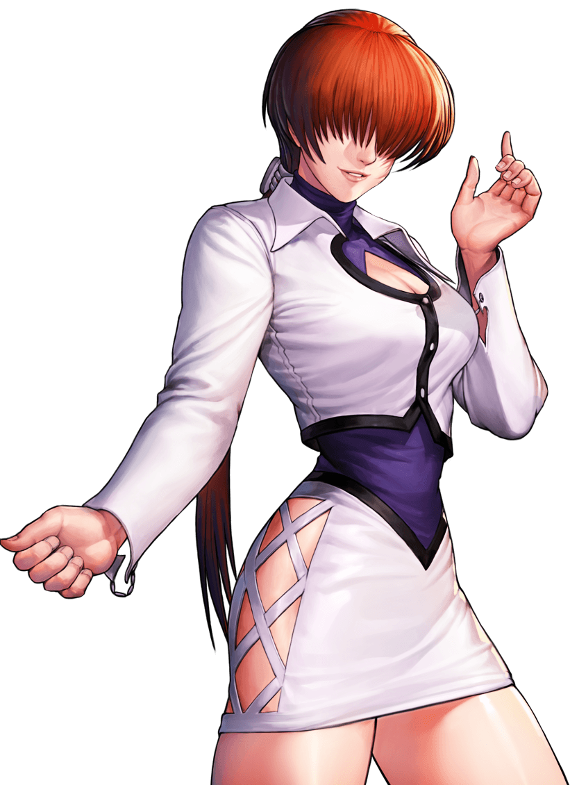 personaje de the king of fighters