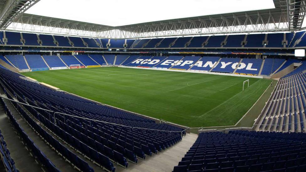 Estadio del RCD Espanyol