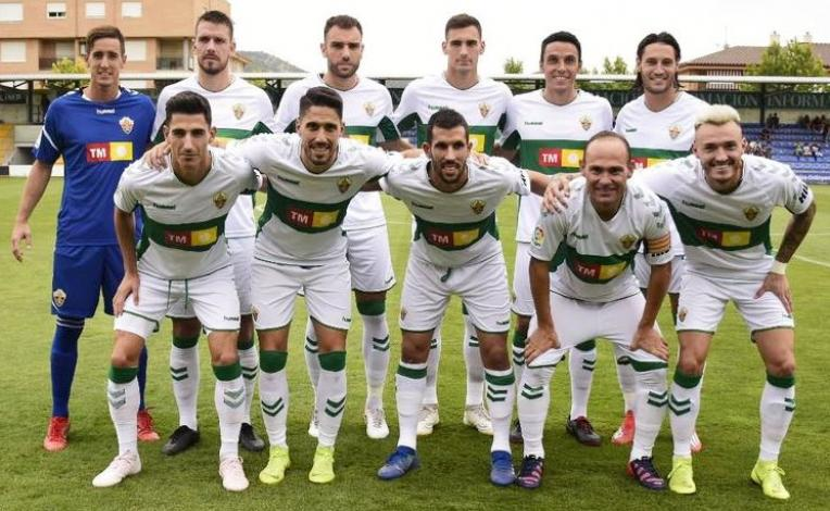 Once inicial del equipo