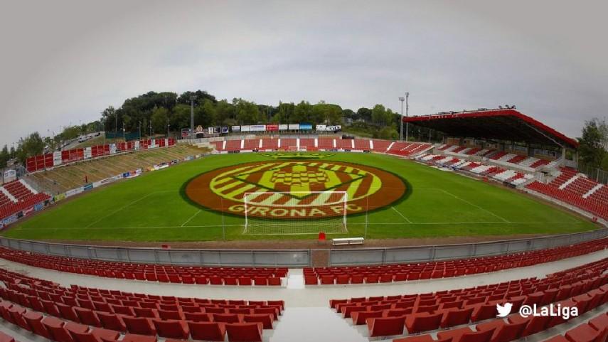 Girona FC, estadio