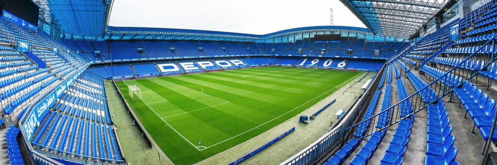 Deportivo, estadio
