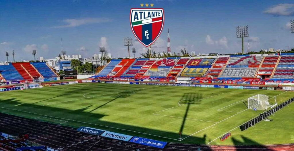 Atlante estadio