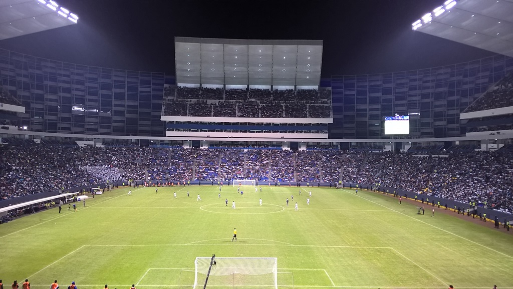 Norte del estadio