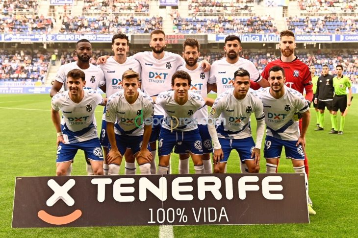Tenerife Once inicial