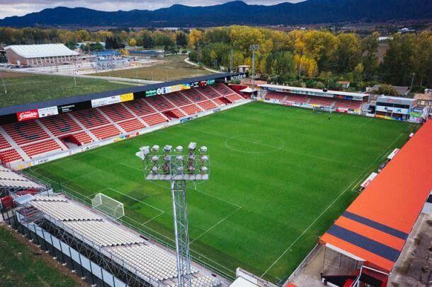 Estadio oficial