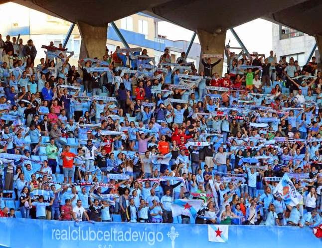 Así es Celta de Vigo