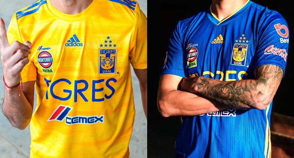 Camisetas de los Tigres