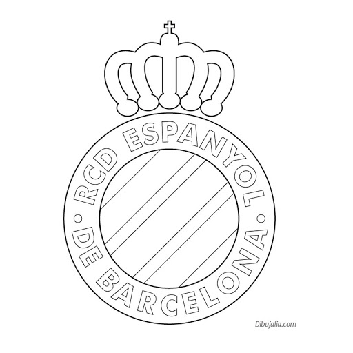 Plantilla del escudo