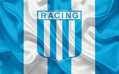 Racing bandera