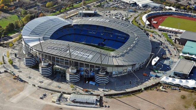 Estadio del City
