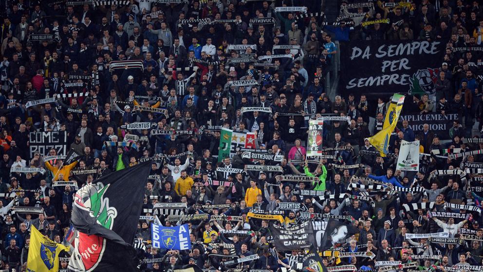 Fans de la Juve