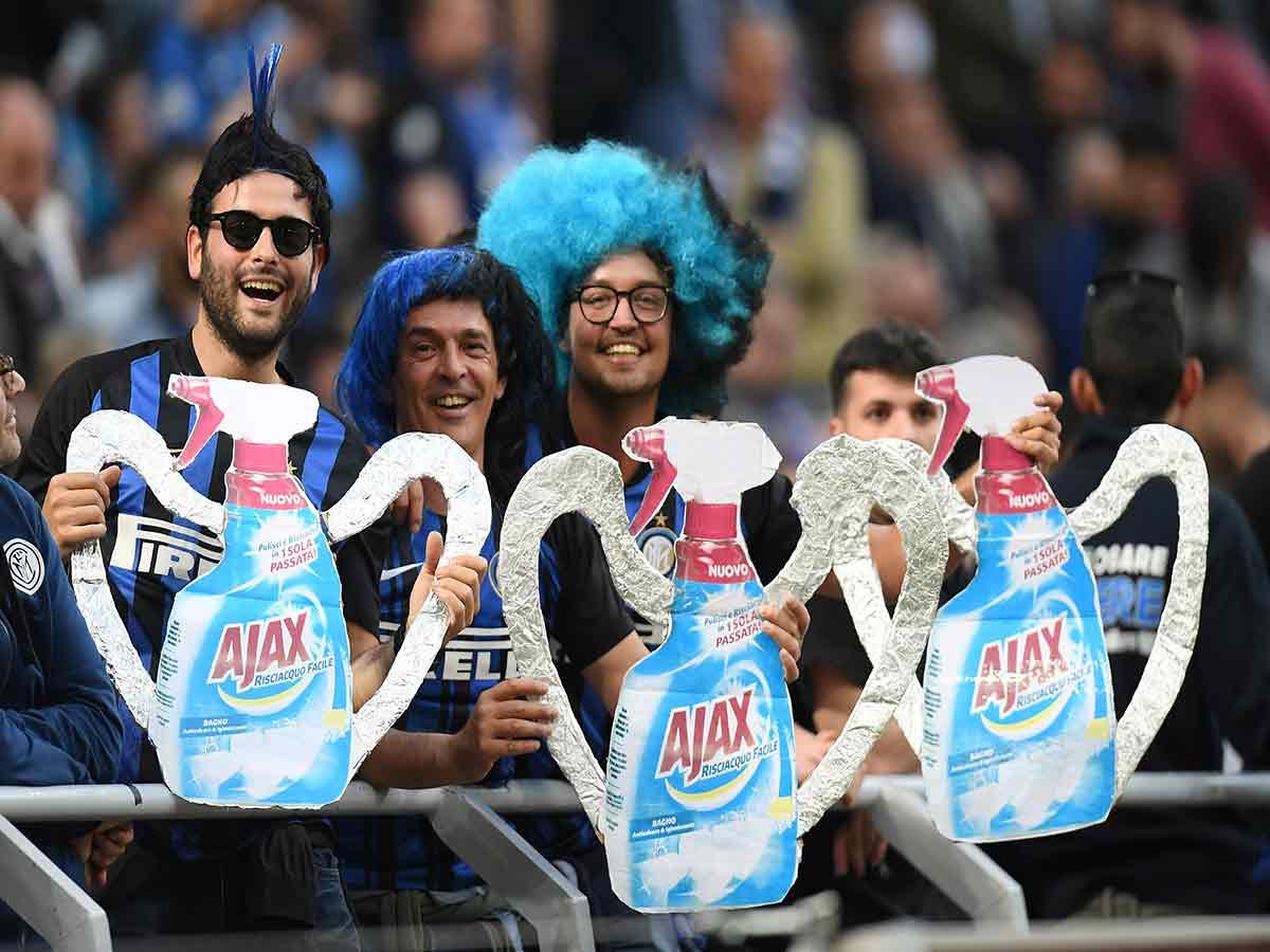 Burla a la Juventus