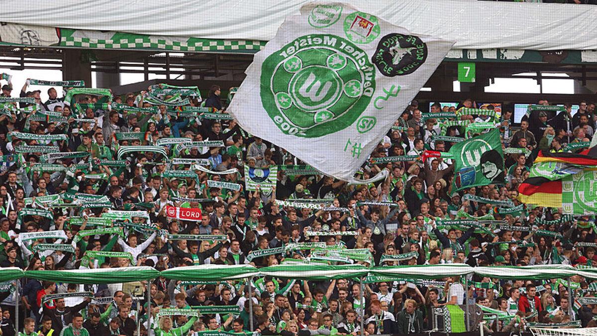 Wolfsburgo afición