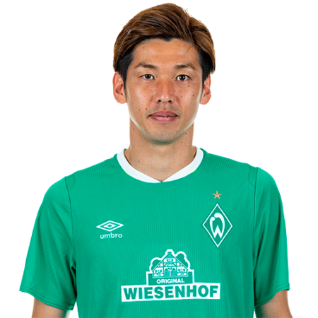 Jugadores del W Bremen
