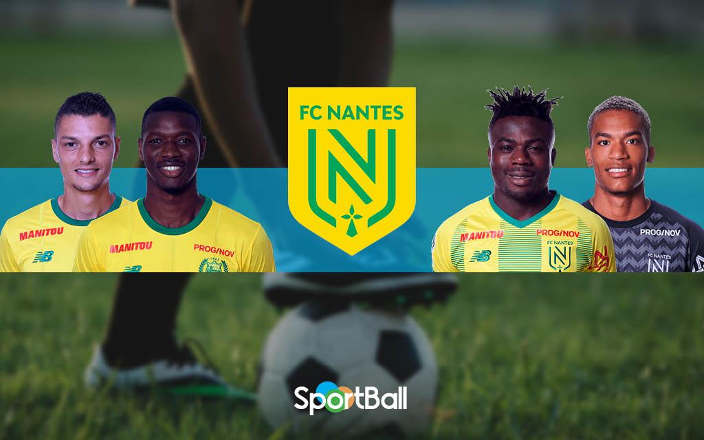 Plantilla del Nantes