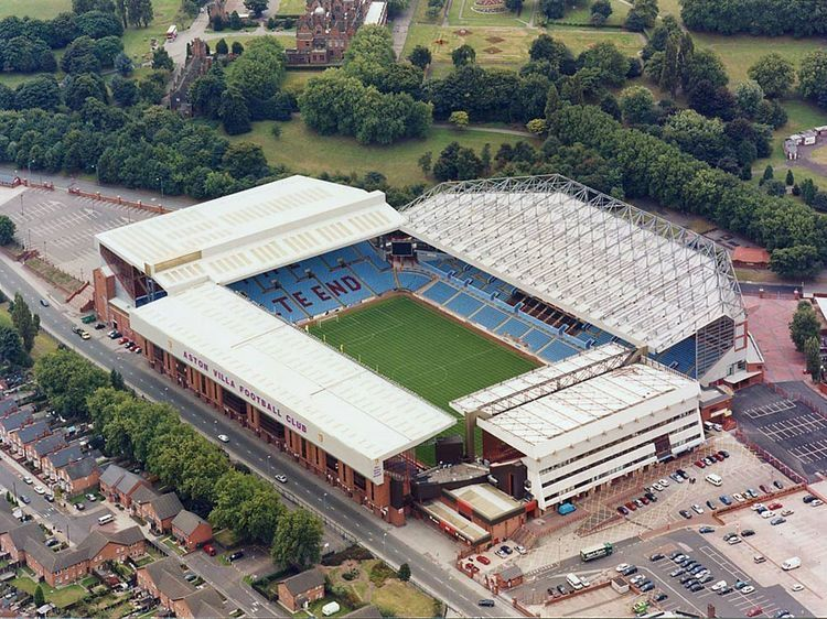 Estadio impecable
