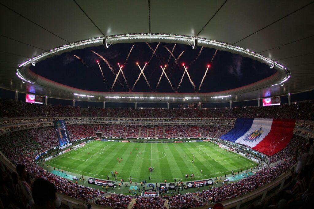 Un verdadero estadio