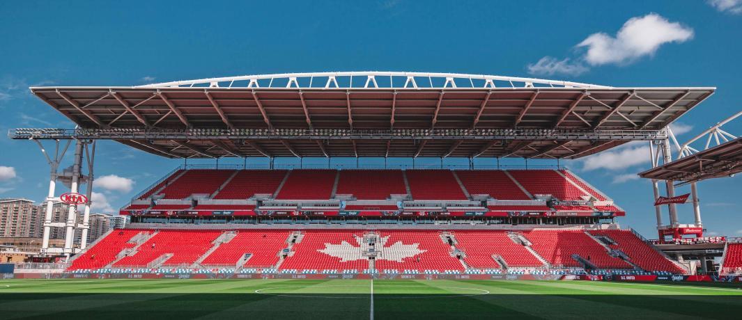 Estadio del Toronto