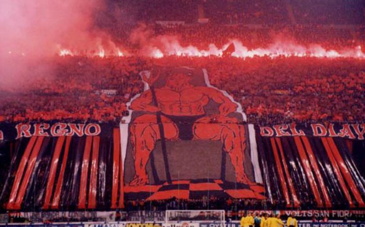 Ultras del Milan