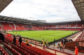 Parte del estadio