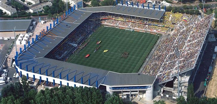 Stade de la Mosso