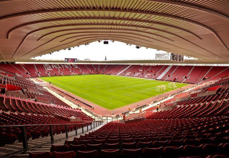 St Mary´s Stadium