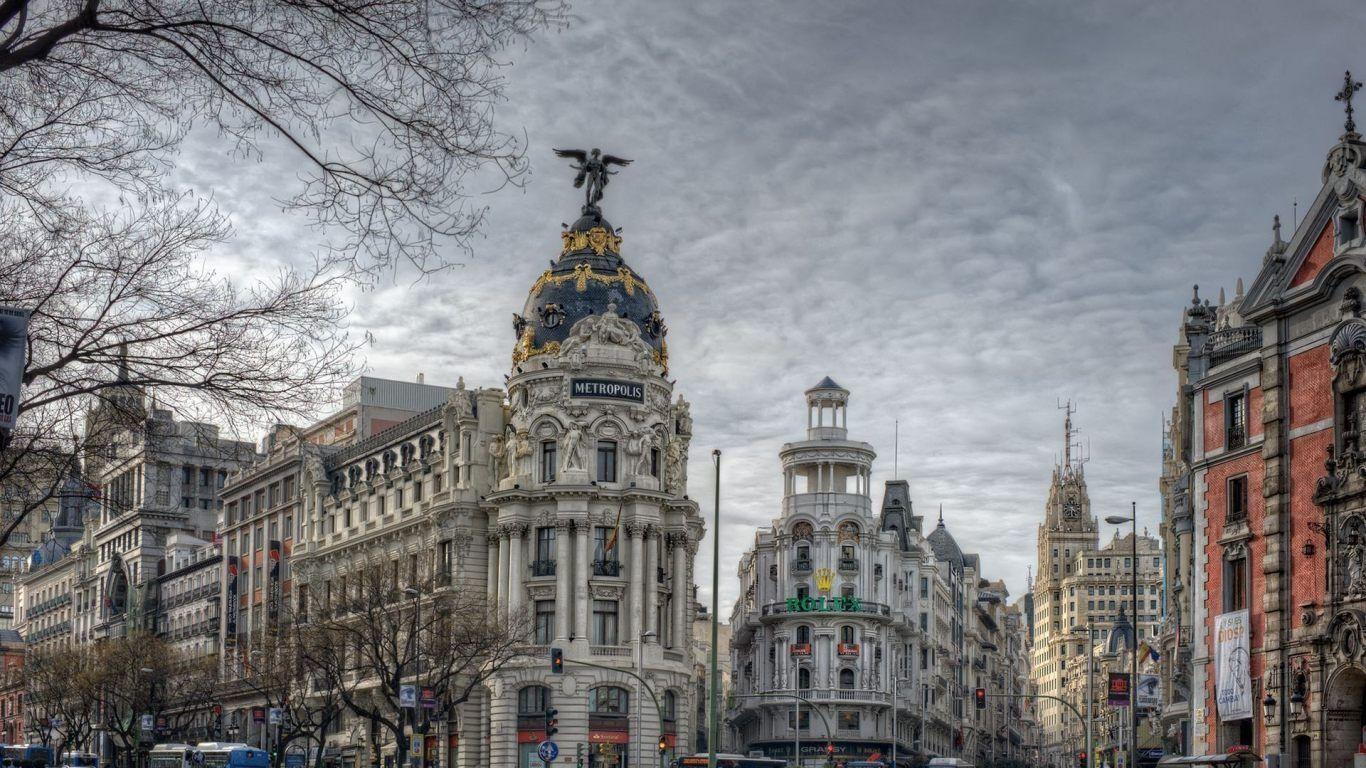 Ciudad de Madrid fondos