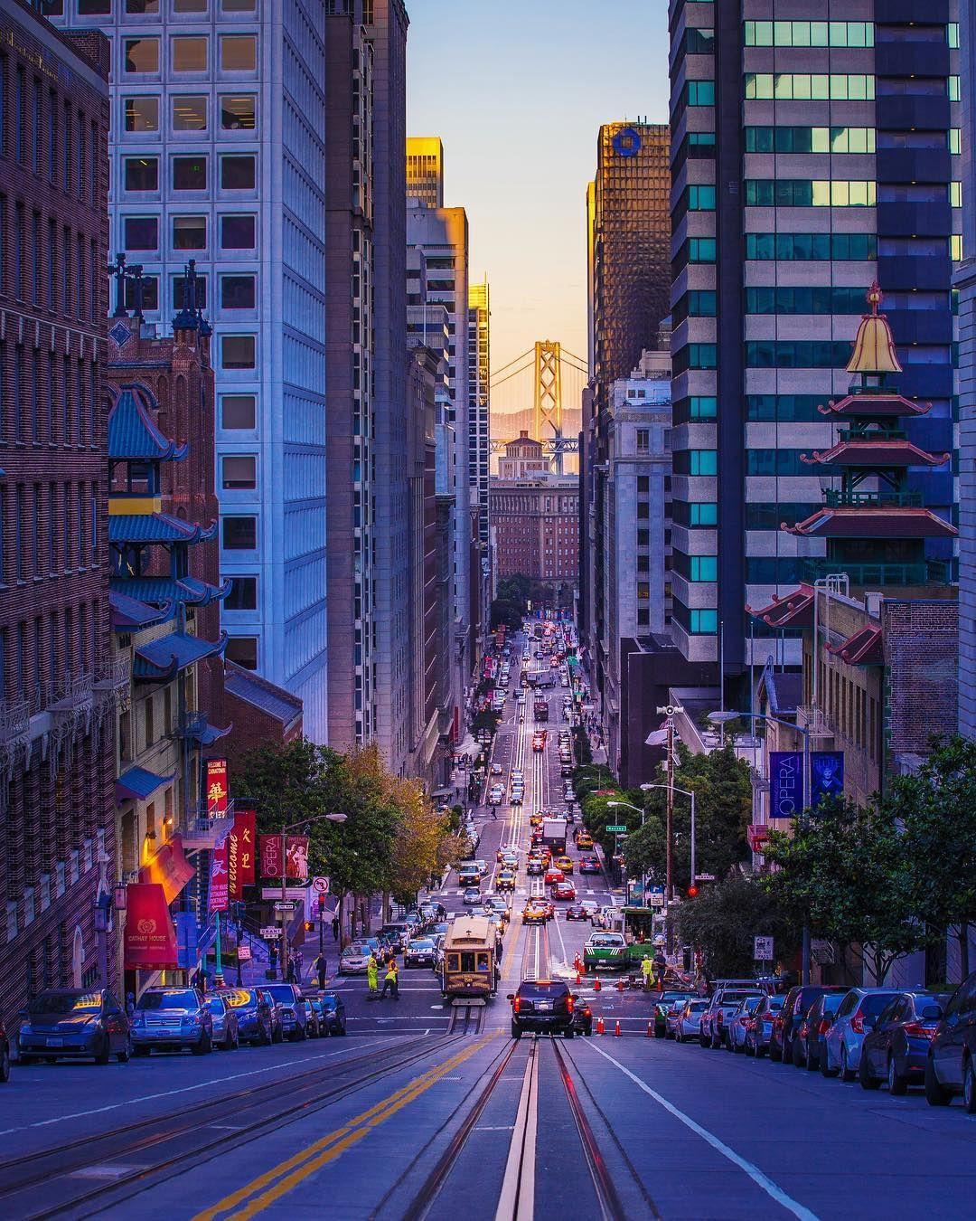 Camina por San Francisco