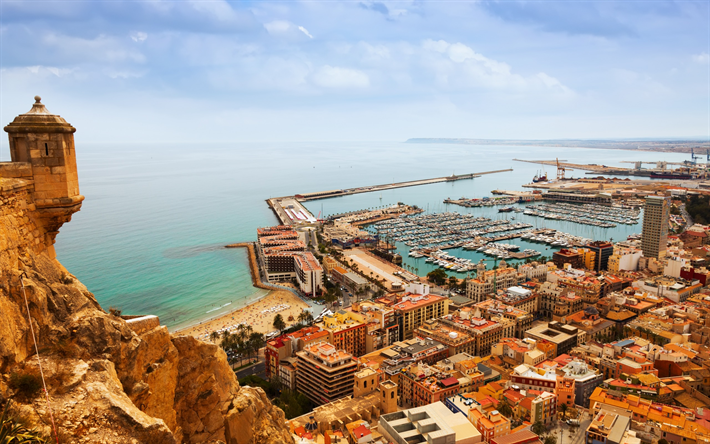 Alicante, fondos