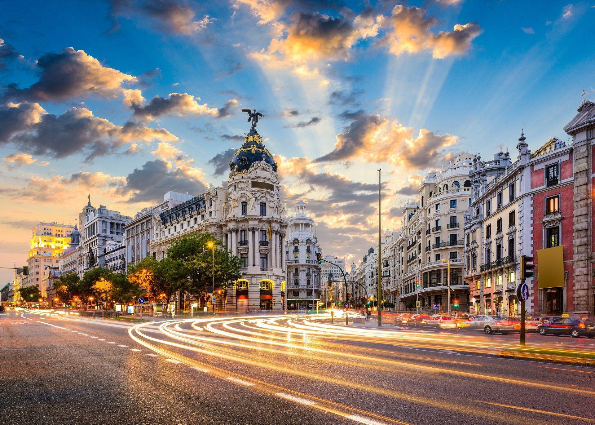 Wallpaper de Madrid
