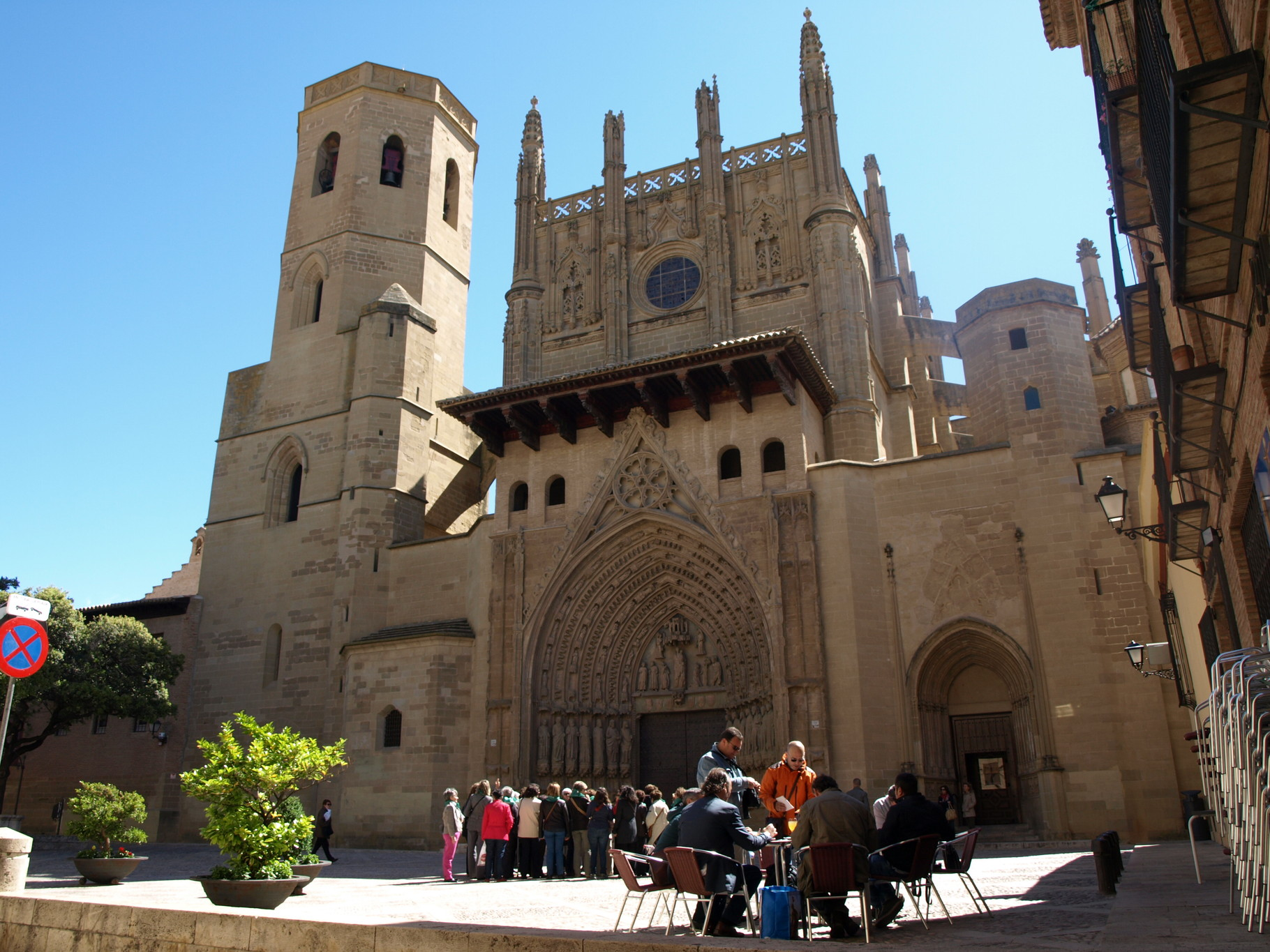 Huesca fondos