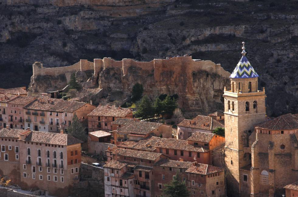 Albarracín en HD
