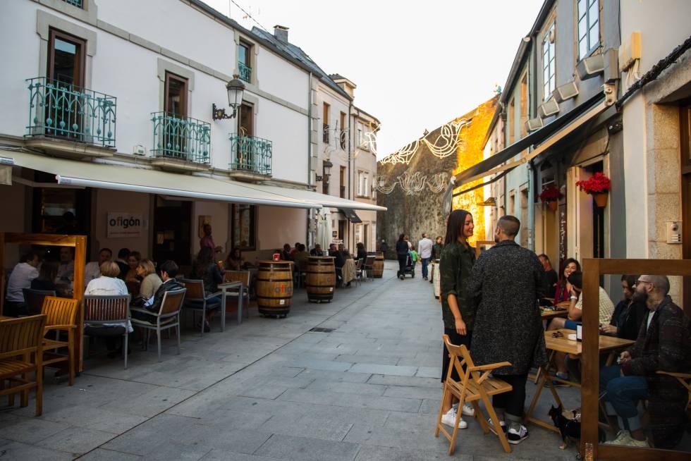 Lugo y sus calles