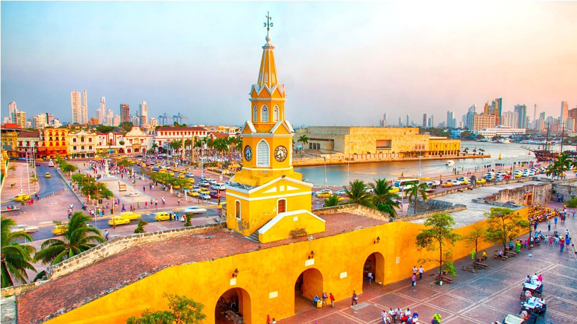 Cartagena en móvil