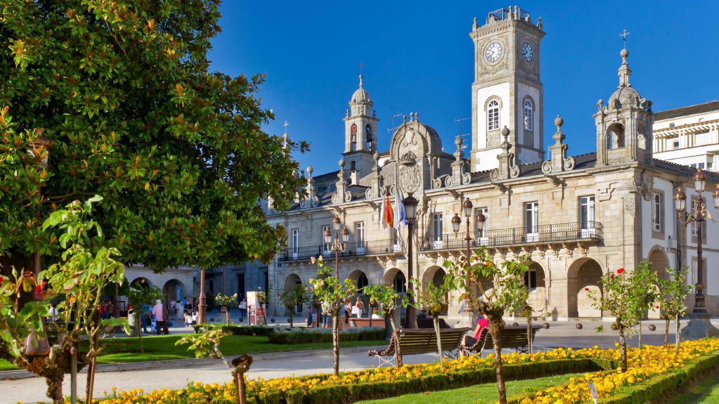 Palacio de Lugo
