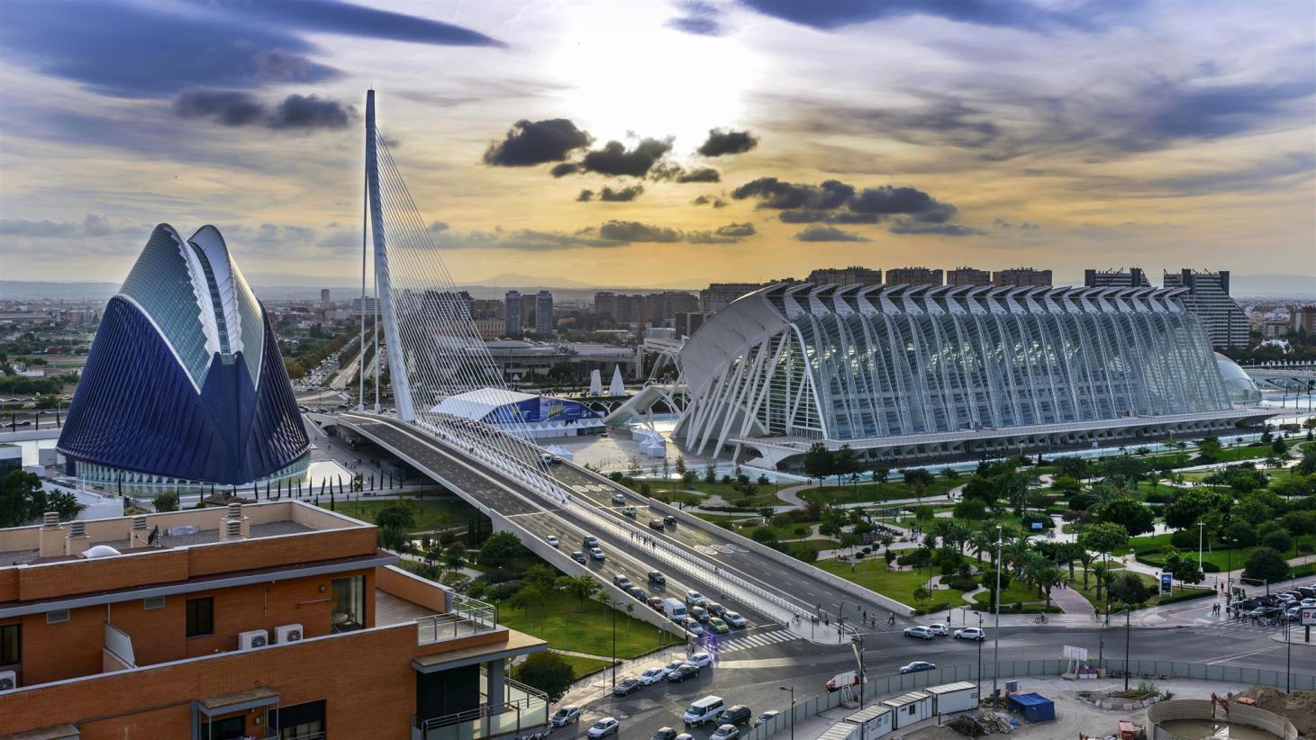 Valencia en alta calidad