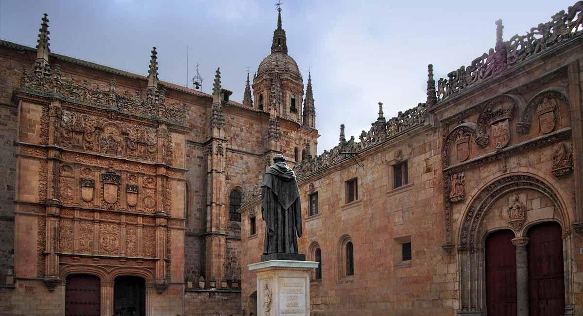 Universidad en Salamanca