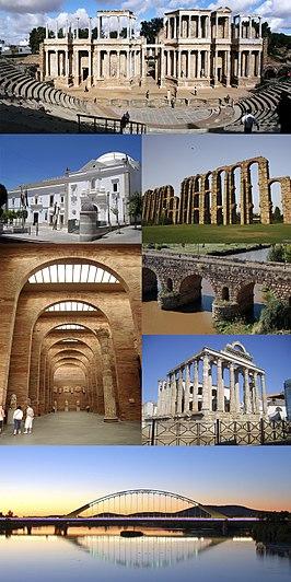 Collage Mérida