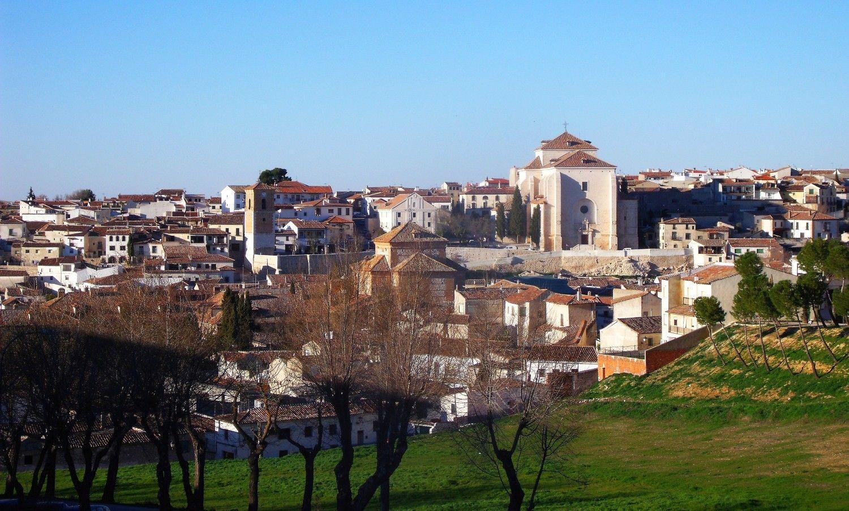 Pueblos en Madrid