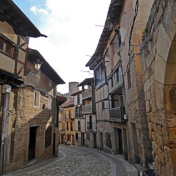 Calles de Burgos