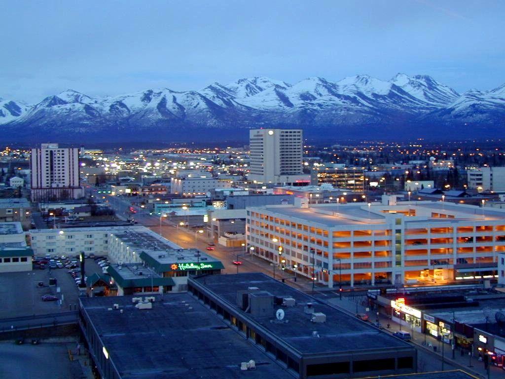 Fondos de Anchorage